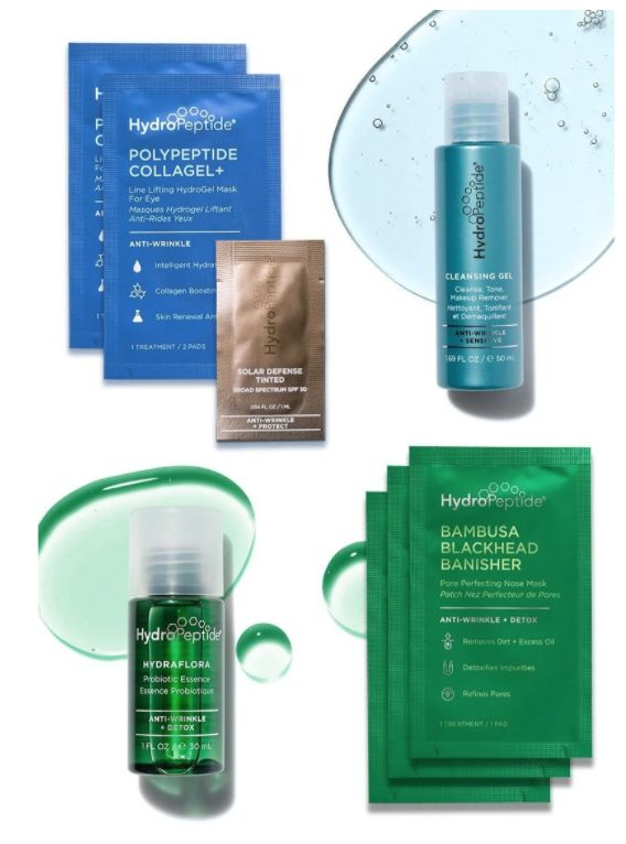 Hydropeptide Fresh Faced Facial Kit