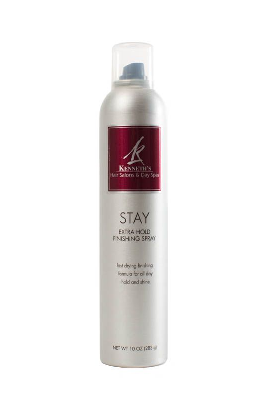 Kenneth's Stay Extra Hold Spray