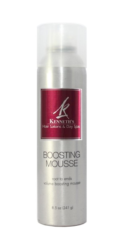 Kenneth's Boosting Mousse