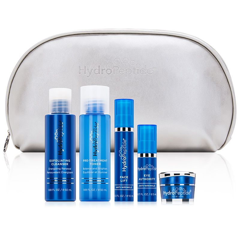 Hydropeptide On the Glow Travel Kit