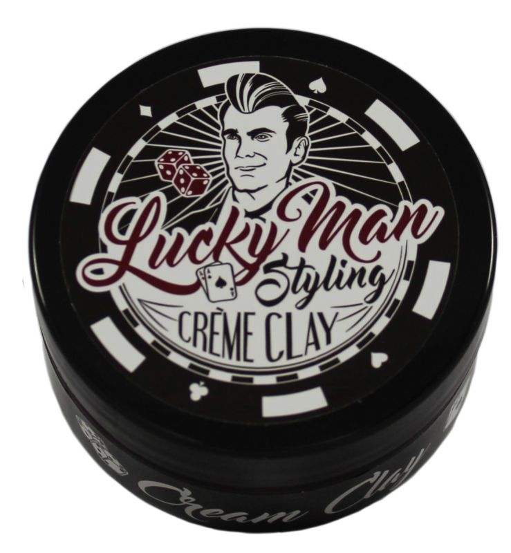 Kenneth's Lucky Man Creme Clay