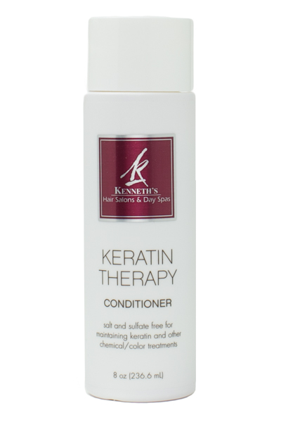 Kenneth's Keratin Therapy Conditioner (Out Of Stock)