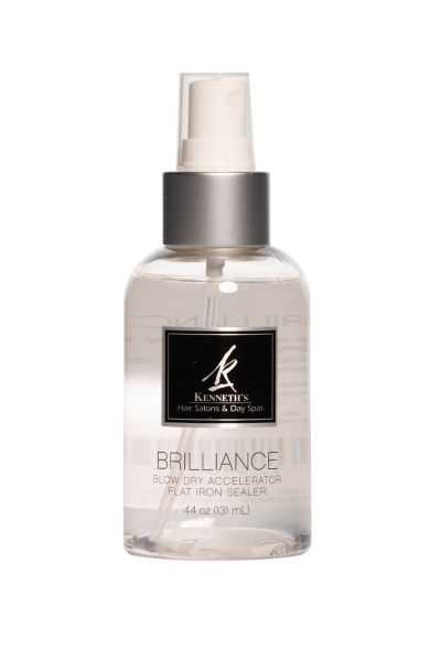 Kenneth's Brilliance Flat Iron Spray
